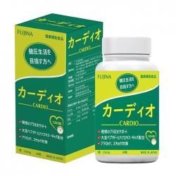 Viên uống hạ huyết áp Fujina Cardio 80 viên