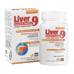 Viên uống hỗ trợ giải độc gan Faroson Liver 9