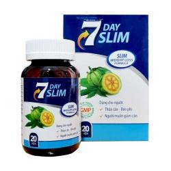 Viên uống hỗ trợ giảm cân 7 Day Slim
