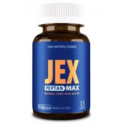 Viên uống hỗ trợ xương khớp Jex Max, Hộp 15 viên