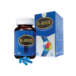 Mediphar USA K-Joex , Chai 60 viên