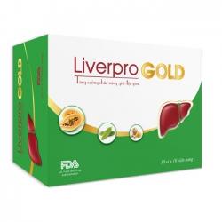 Mediphar USA  Liverpro Gold, Hộp 100 viên