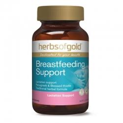Viên uống lợi sữa Herbs of Gold Breastfeeding Support - 60 viên
