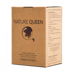 Viên uống mọc tóc Nature Queen - Hộp 60 viên