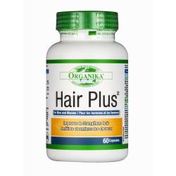 Tpbvsk giúp mọc tóc Organika Hair Plus Horsetail 250mg, Hộp 60 viên