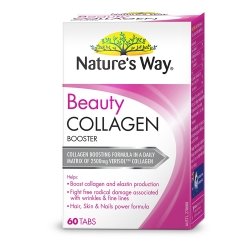 Viên uống Nature\'s Way Beauty Collagen Booster - 60 viên