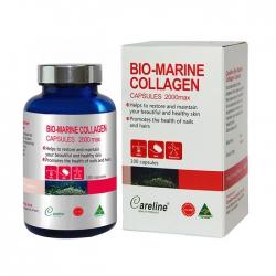 Viên uống ngăn ngừa lão hóa, giảm nếp nhăn da Careline Bio Marine Collagen 100 viên