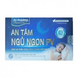 Tpbvsk An Tâm Ngủ Ngon PV Pharma, Hộp 50 viên
