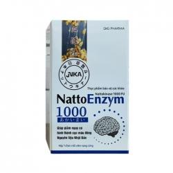Viên uống ngừa tai biến đột quỵ Nattoenzym 1000 60 viên