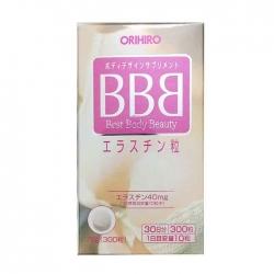 Viên uống nở ngực Orihiro BBB, Chai 300 viên