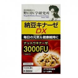 Viên uống phòng chống đột quỵ DX Nattokinase 3000FU 90 viên