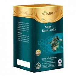 Viên uống sữa ong chúa Vitatree Super Royal Jelly 1600mg 365 viên