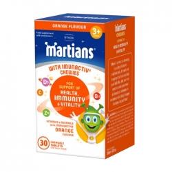 Viên uống tăng cường đề kháng cho trẻ Martians With Imunactiv 30 Viên