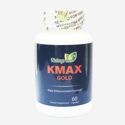 Thực phẩm bảo vệ sức khỏe KMAX GOLD, Hộp 60 viên
