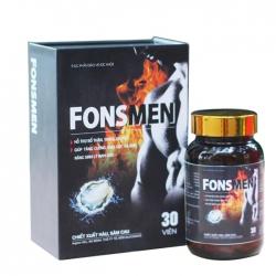 Viên uống tăng cường sinh lý nam Lafon Fonsmen 30 viên