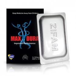 Thực phẩm bảo vệ sức khỏe Maxdura | Hộp 30 viên