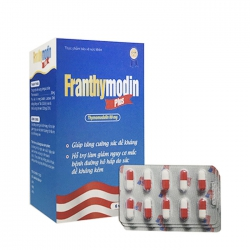 Viên uống tăng sức đề kháng Lafon Franthymodin 60 viên