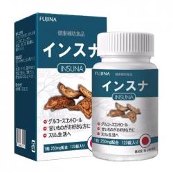 Viên uống tiểu đường Japan Fujina Insuna 120 viên