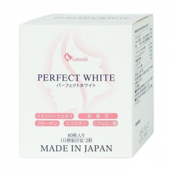 Viên uống trắng da Perfect White Jpanwell 60 viên