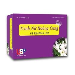 Viên uống Trinh Nữ Hoàng Cung Us Pharma