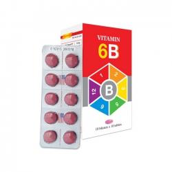 Mediphar USA Vitamin 6B, Hộp 100 viên