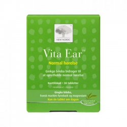 New Nordic Vita Ear, Hộp 30 viên