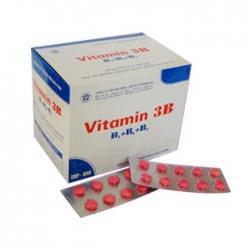 Vitamin 3B Tuệ Linh, Hộp 50 viên