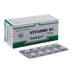 Viên uống bổ sung VITAMIN B1