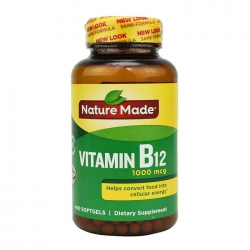 Tpbvsk Nature Made Vitamin B12 1000mcg, Hộp 400 viên