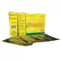 Vitamin C1G 1000mg 20 viên Phapharco