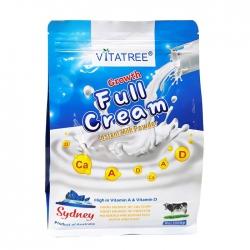 Vitatree Growth Full Cream Instant Milk Powder 1000g - Sữa bột nguyên kem