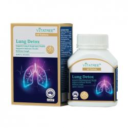 Vitatree Lung Detox 60 viên - Viên uống bổ phổi