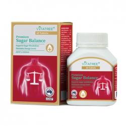 Vitatree Premium Sugar Balance 60 viên - Viên uống cân bằng đường huyết