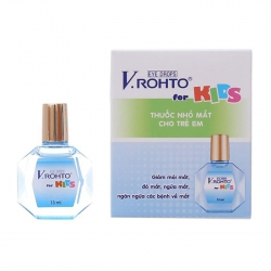 Thuốc nhỏ mắt New V Rohto for Kid 13ml