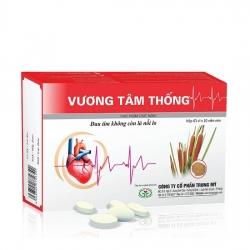 Tpbvsk Vương tâm thống giúp hỗ trợ điều trị bệnh đau tim