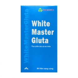 White Master Gluta Agimexpharm 60 viên – Đẹp da