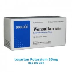 WONSALTAN TAB Losartan Potassium 50mg