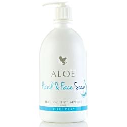 Xà phòng rửa mặt và tay Aloe Hand and Face Soap - Ms 038