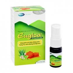 Xịt họng Eugica Mega 10ml