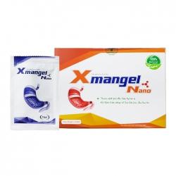 Tpbvsk tiêu hóa Xmangel Nano, Hộp 20 gói