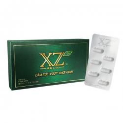 XZ Plus Nam hà, Hộp 06 viên