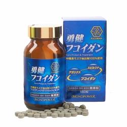 Viên uống Yuken Fucoidan 3in1 số 1 Nhật Bản