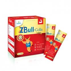 Tpbvsk Dung dịch Zbull Cola, Hộp 20 gói