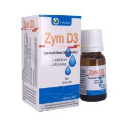 Zym D3 bổ sung Vitamin D3