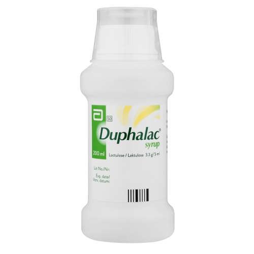 Thuốcnhuận trường Duphalac Liquid, Chai 200ml