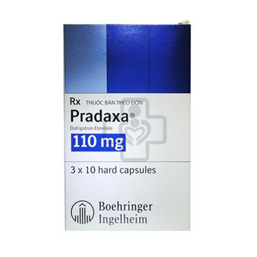 Thuốc Pradaxa 110mg, 60 viên