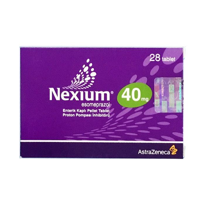 Thuốc tiêu hóa Nexium Esomeprazole, Hộp 28 viên