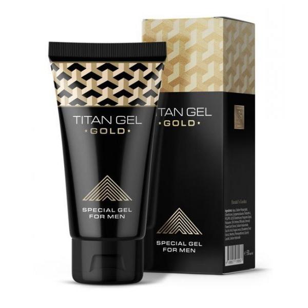 Titan Gel Gold kích thích tăng trưởng kích thước cậu nhỏ