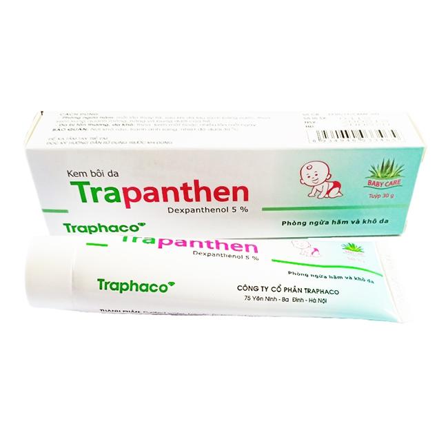 Traphaco Traphanthen, Tube 30gr