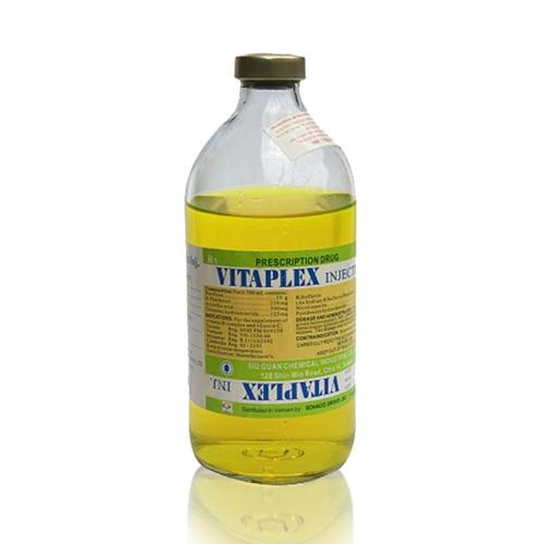 Truyền tĩnh mạch Vitaplex 500ml